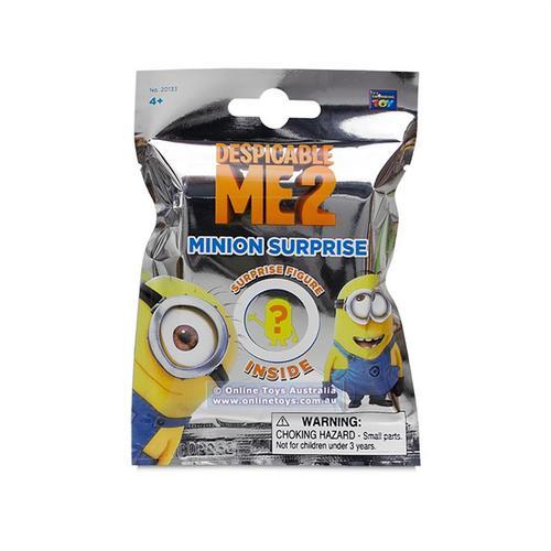 Despicable Me 3 Minion Surprise