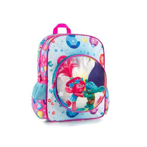 Heys Trolls Poppy and Branch Deluxe School Backpack