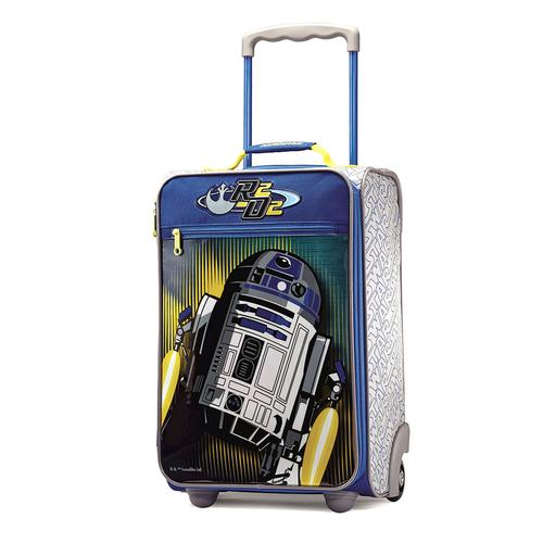 American Tourister Star Wars R2-D2 18 Inch Upright Softside Luggage Case