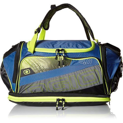 Ogio Unisex Endurance 8.0 Gear Bag Navy - Acid