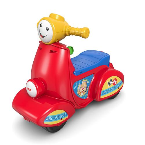 Fisher-Price Laugh and Learn Smart Stages Scooter