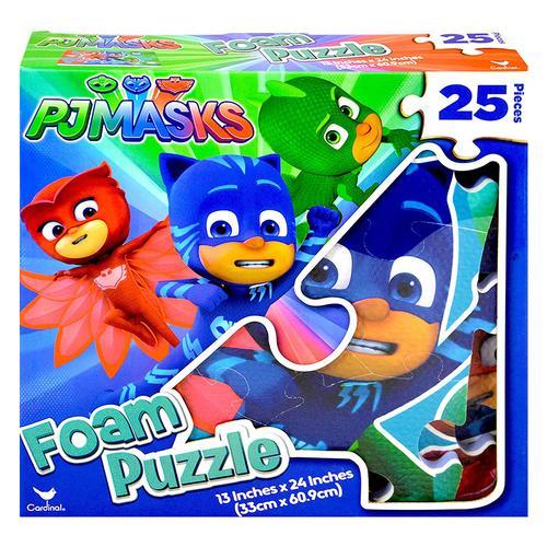 PJ Masks Foam Puzzle Mat