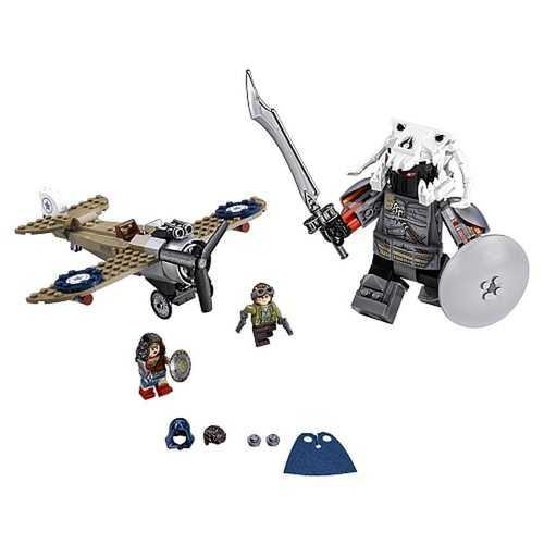 LEGO Superheroes DC Comics - Wonder Woman Warrior Battle [76075 - 286 Pieces]