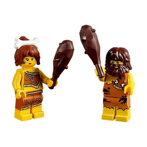 LEGO Iconic Cave Set [5004936 - 11 Pieces]