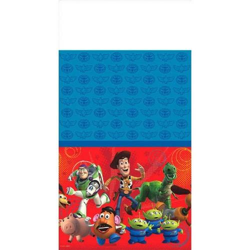 Toy Story Power Up Plastic Table Cover