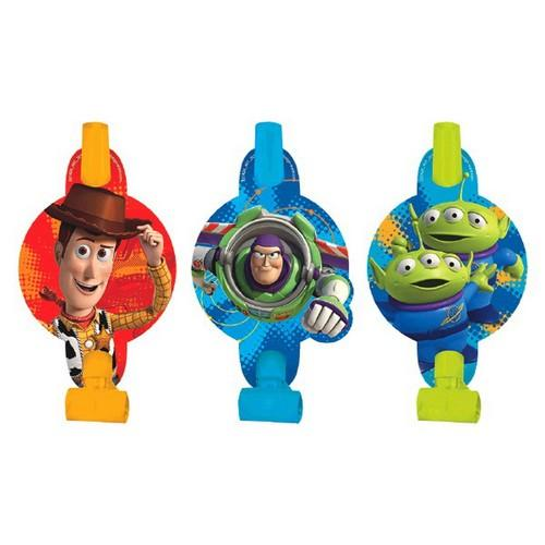 Toy Story Power Up Party Blowouts [8 per Pack]