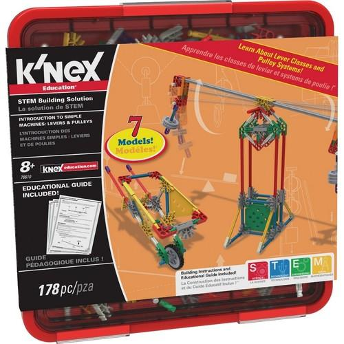 K'NEX Education - Intro to Simple Machines - Levers and Pulleys