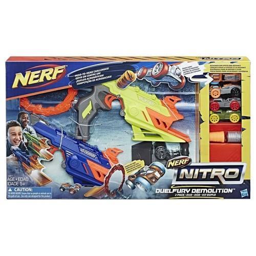 Nerf Nitro - DuelFury Demolition