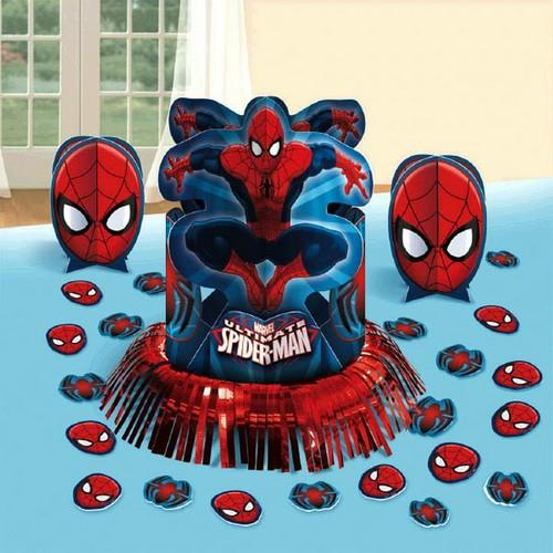 Spider-Man Party Table Decorating Kit