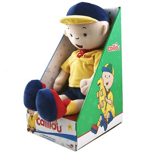 Caillou - Cuddle with Caillou Plush