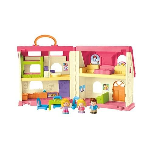 Little People Surprise and Sounds Home