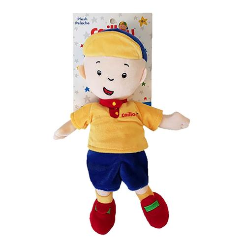 Caillou Plush Doll - 11 Inches