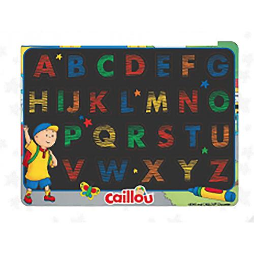Caillou A to Z Learning Puzzle