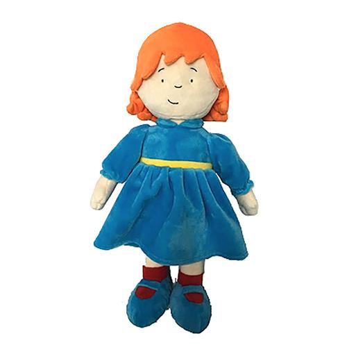 Caillou - My Friend Rosie Plush Doll - 16 Inches