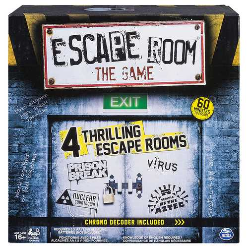 Spin Master Games - Escape Room The Game