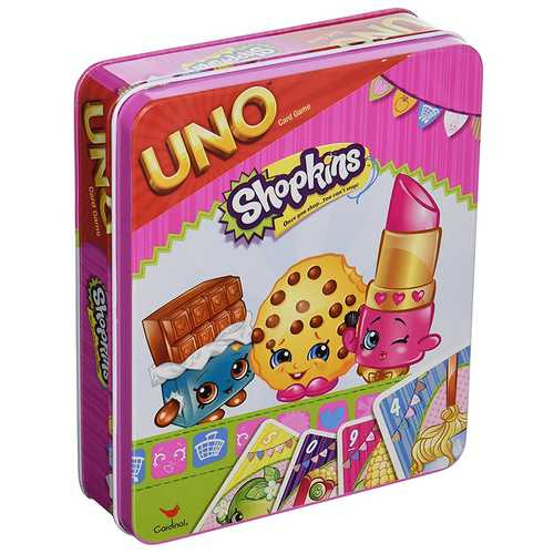 Shopkins Uno Game