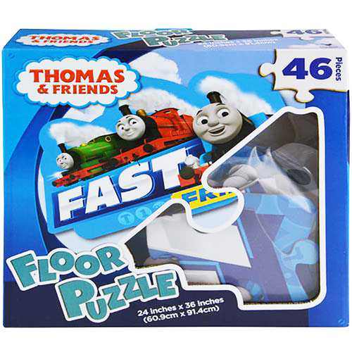 Thomas the Tank 46 pcs Floor Puzzle