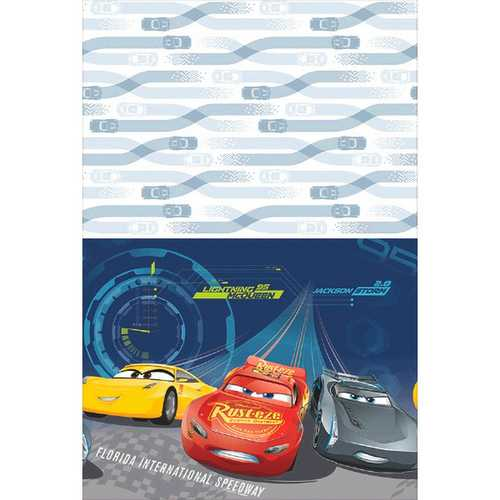 Cars 3 Plastic Tablecover