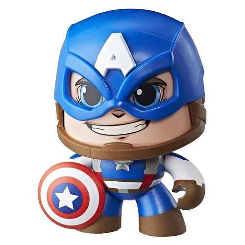 Marvel Mighty Muggs [Captain America - 01]