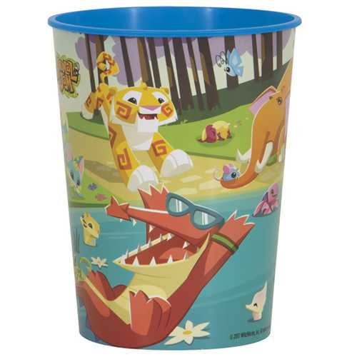 Animal Jam Plastic Party Cup [1 Cup]