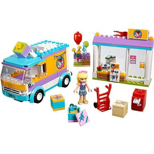 LEGO Friends Heartlake Gift Delivery [41310 - 185 Pieces]