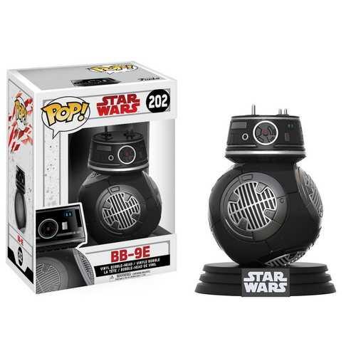 Funko Pop! Movies - Star Wars the Last Jedi - BB-9E No. 202