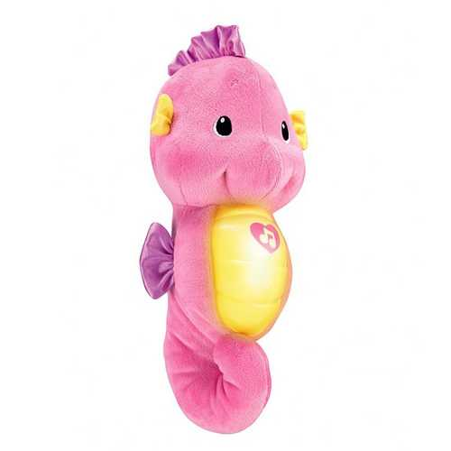 Fisher-Price Soothe and Glow Seahorse [Pink]