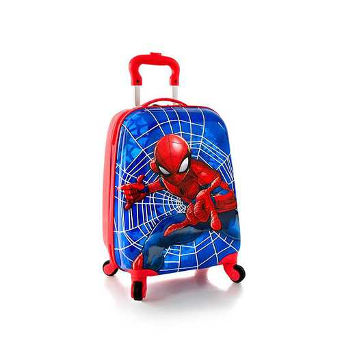 Heys Marvel Kids Spinner Luggage Case - Spider Man