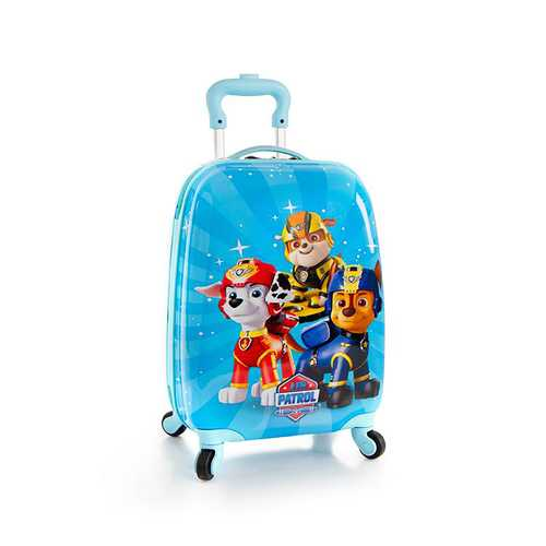 Nickelodeon Kids Spinner Luggage - PAW Patrol - Blue