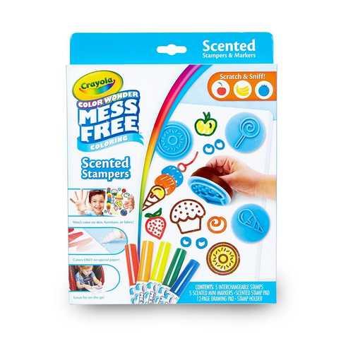 Crayola Color Wonder Scented Stamper Kit