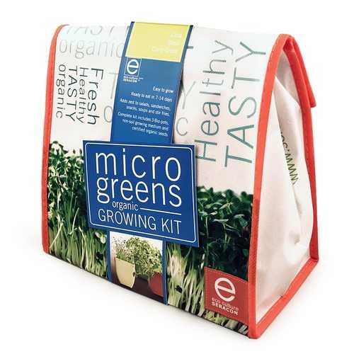 Micro Greens Organic Growing Kit