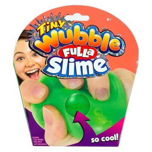 Tiny Wubble Fulla Slime