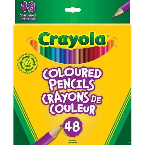 Crayola 48 Colored Pencils