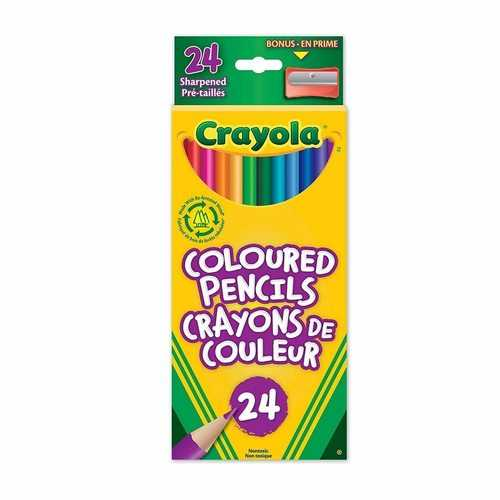Crayola 24 Colored Pencils