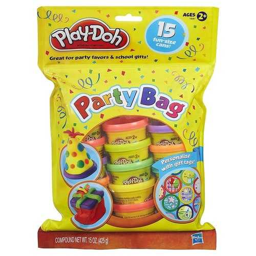 Play-Doh Party Bag Dough (15 Cans)