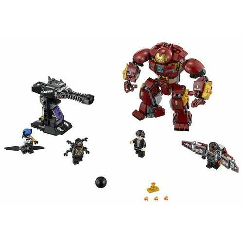 LEGO Super Heroes The Avengers The Hulkbuster Smash-Up [76104 - 374 Pieces]