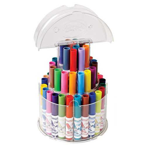 Crayola - Telescoping Pip-Squeaks Marker Tower