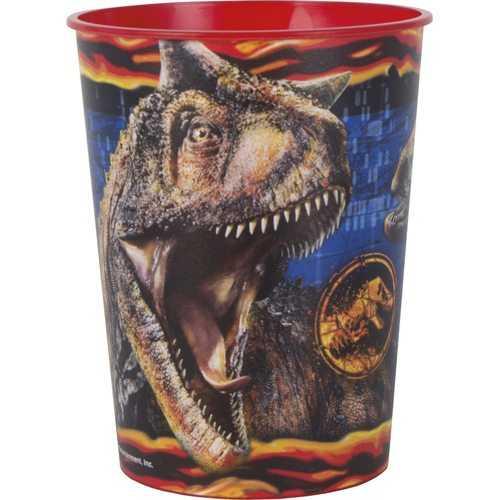 Jurassic World Plastic Stadium Cup [1 unit]