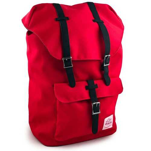 Canada 150 Red School Backpack