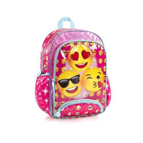 e-Motion Deluxe Pink Backpack