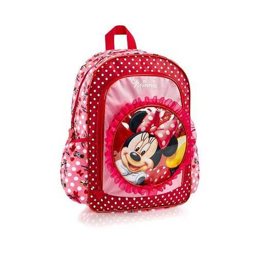 Disney Minnie Mouse Deluxe School Backpack