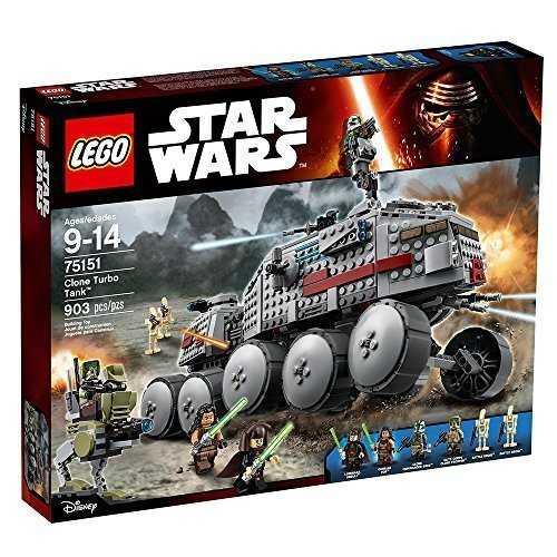 LEGO Star Wars - Clone Turbo Tank [75151 - 903 pcs]