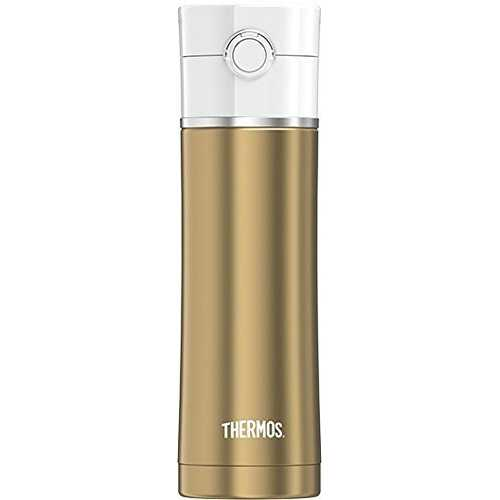 Thermos 16 oz Sip Stainless Steel Drink Bottle - Gold