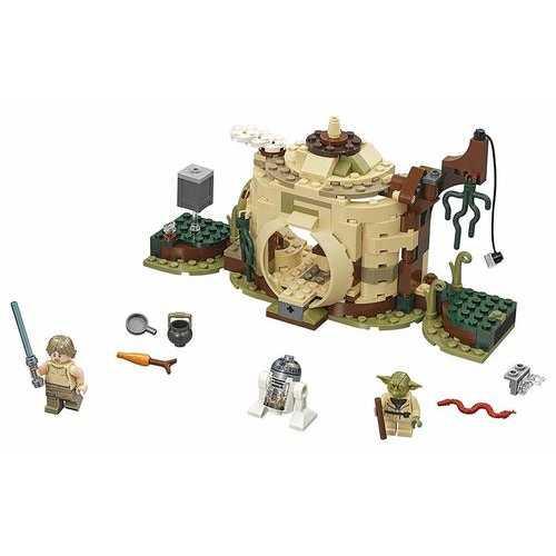 Lego Star Wars Yoda's Hut [75208 - 229 Pieces]