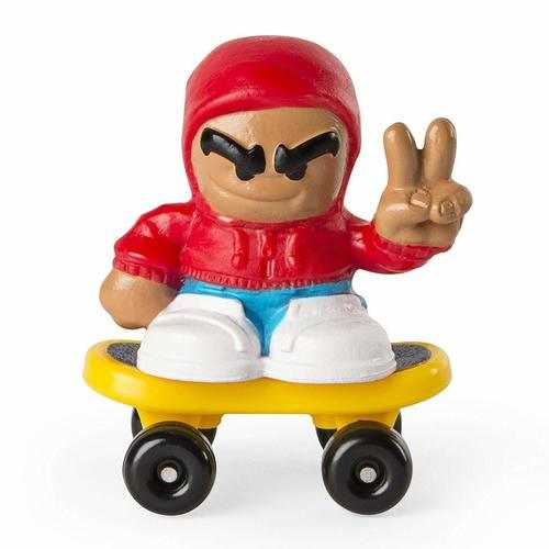 Tech Deck Dudes Single Pack Series 1 Collectible