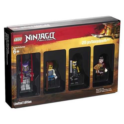 LEGO Limited Edition Bricktober Gift Set - Ninjago Minifig Set [5005257 - 25 pcs]