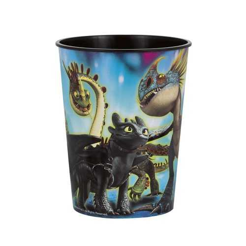 How to Train Your Dragon: The Hidden World - 16oz Plastic Party Cup