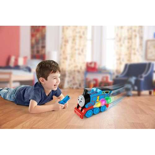 Fisher-Price Thomas & Friends Steam Rattle and Roll Playset