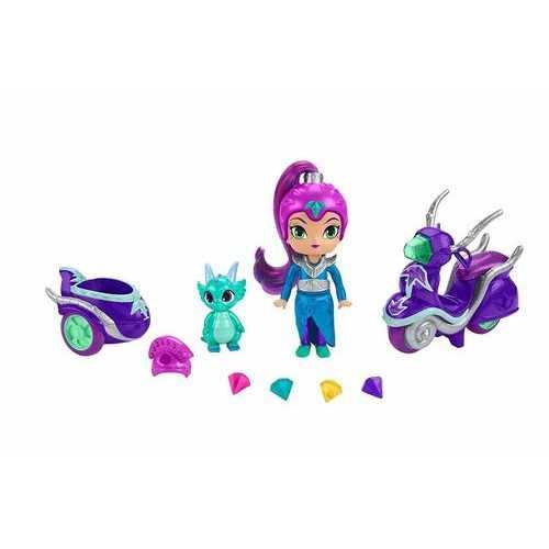 Fisher-Price Nickelodeon Shimmer & Shine Zeta's Scooter