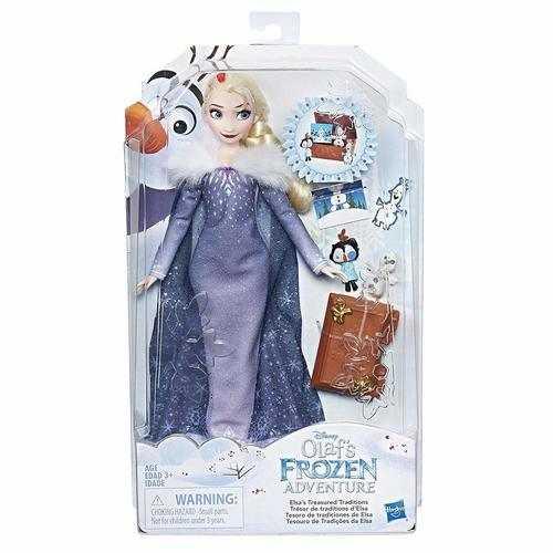 Disney Frozen Elsa's Treasured Traditions Doll